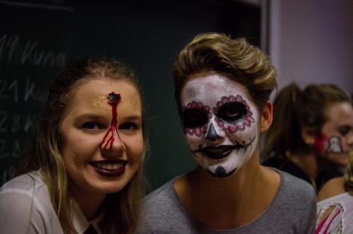 Halloween 28. Oktober 2016